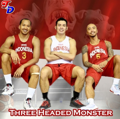 3 headed monster