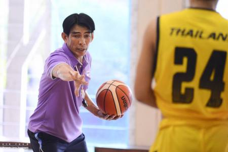 Coach Thongchai Mookphan, Credit: Kuk Onvisa Thewphaingarm