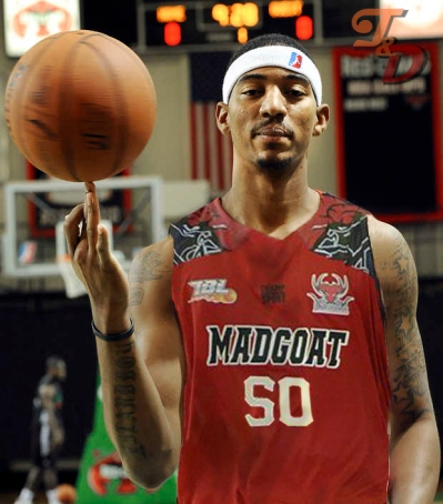Maine Red Claws player Magnum Rolle, the team's first round draft pick from Louisana Tech should make a big impact on the team if he does not get called up.