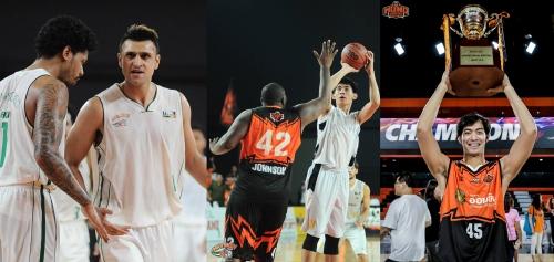 Photo Credit: Kuk Onvisa THewphaingarm (left, center), Mono Vampire Basketball Club (right)