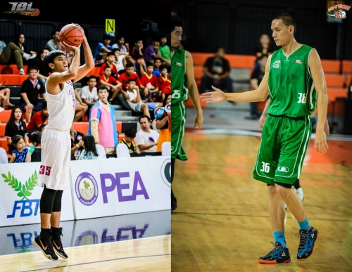 Photo Credit: TBL (left), Hitech Basketball Club (right)
