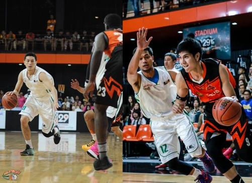 Photo Credit: Kuk Onvisa Thewphaingarm (left), Mono Vampire Basketball Club (right)