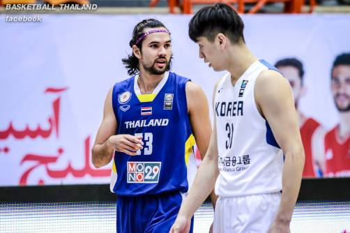 Photo Credit: Basketball Thailand FB Page